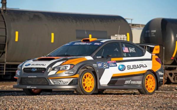 Subaru WRX STI обладнали 580-сильним мотором