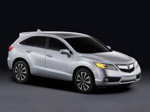 У США запущено виробництво нового Acura RDX