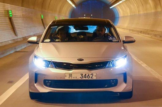 KIA готує новий водневий автомобіль