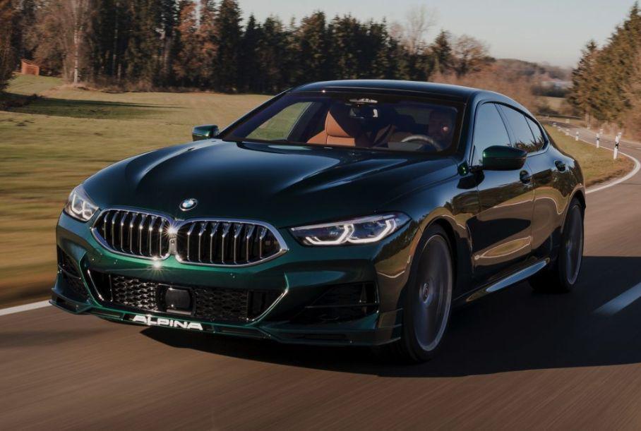«Заряджену» BMW 8-Series від Alpina розсекречено (ФОТО)