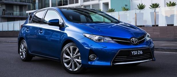 Toyota Corolla 2013 - старт продажів