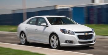 Chevrolet Malibu: інформація про новий седан