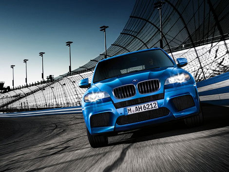 Компанія BMW оновила найпотужніший X5