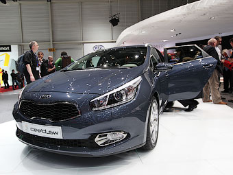 Новий Kia cee'd отримав КПП з двома зчепленнями