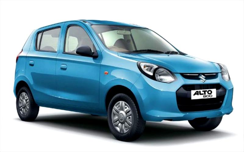 Малолітражка Suzuki Alto піддалася модернізації