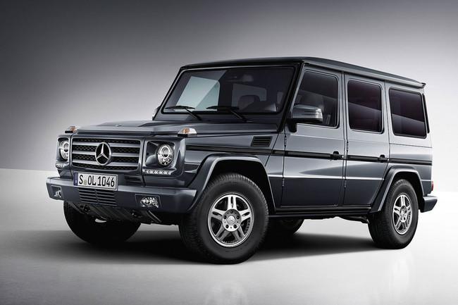Компанія Mercedes показала новий G-Class
