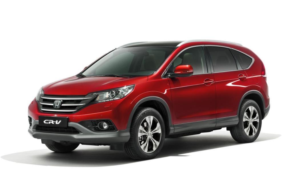 Honda CR-V 2013: російські ціни