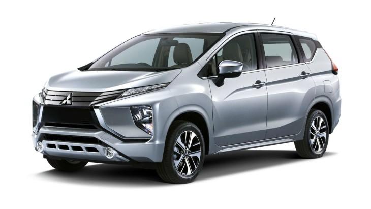 Mitsubishi розсекретила офіційно новий