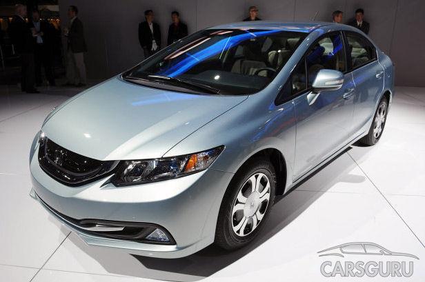 Honda представила «позапланово оновлений» Civic
