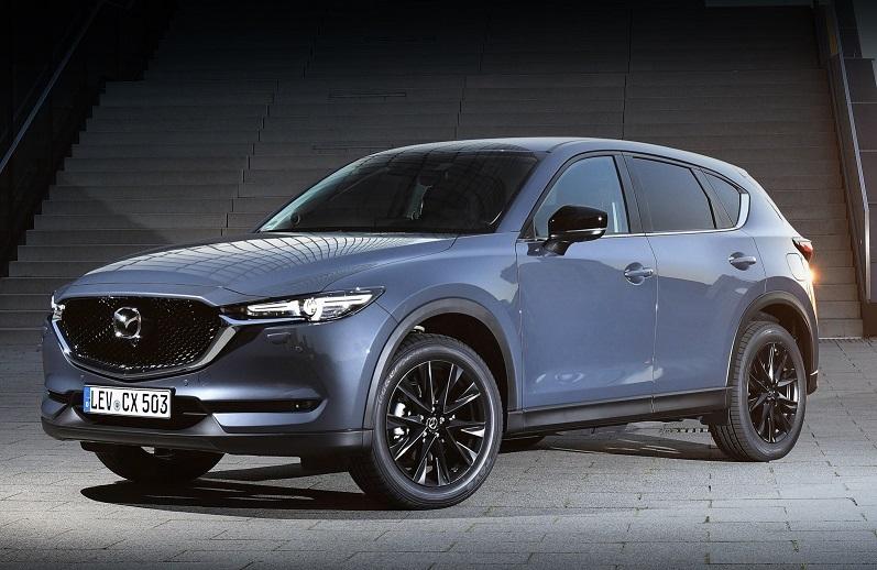 Наступна Mazda CX-5: що відомо про новий кросовер?