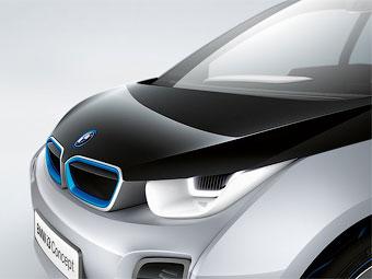 BMW випустить електричний компактвен