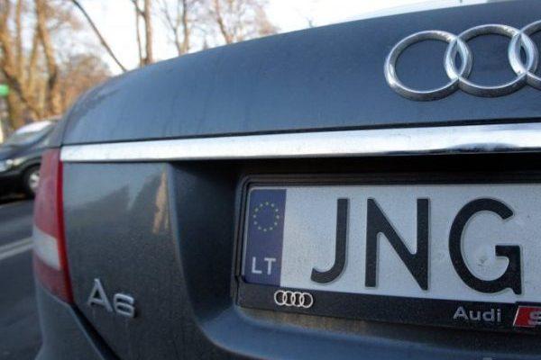 За нерозмитнений автомобіль виписали штраф 1,75 мільйона гривень