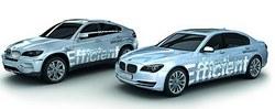 BMW представить у Франкфурті серійні гібриди 7-Series і X6