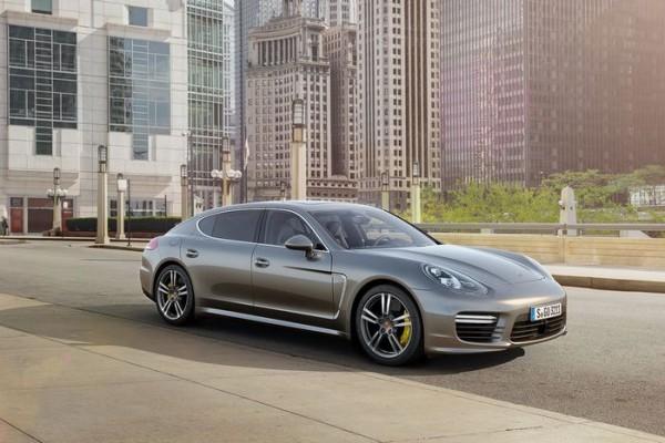 Porsche готує нову Panamera