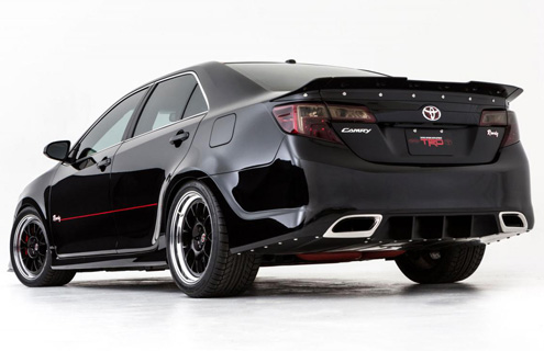 Toyota представить «хуліганську» Camry