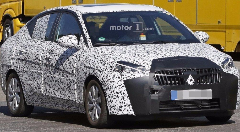 Седан Opel Corsa 2018: фото майбутнього автомобіля