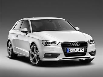 Зовнішність Audi A3 повністю розсекретили раніше терміну