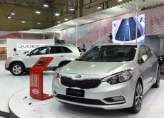 Kia представила новий седан Cerato