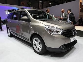 Перша мультимедійна система Dacia з'явилася на дешевому компактвені