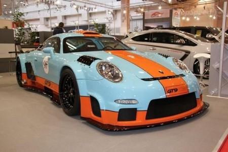 Porsche 911 GT9 Club Sport від 9ff