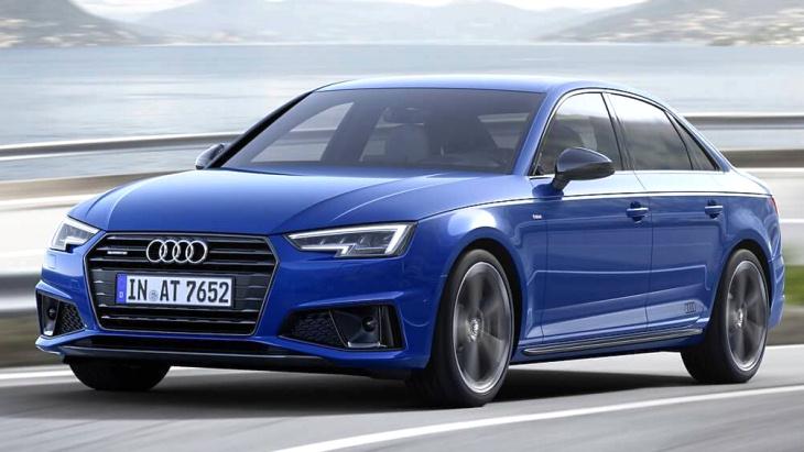 Cедан і універсал Audi A4 2019 року