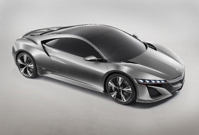 Honda анонсувала Женевські прем'єри