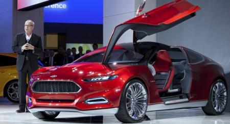 Концепт Ford Evos готується до показу в Лос-Анджелесі