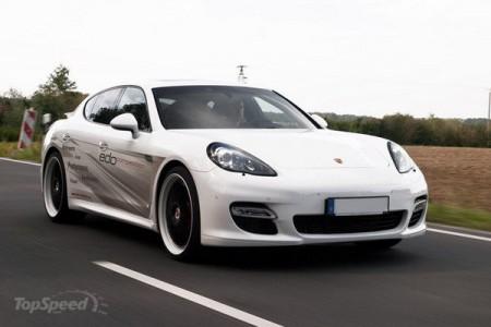 Тюнінгований Porsche Panamera Turbo S від Edo Competition