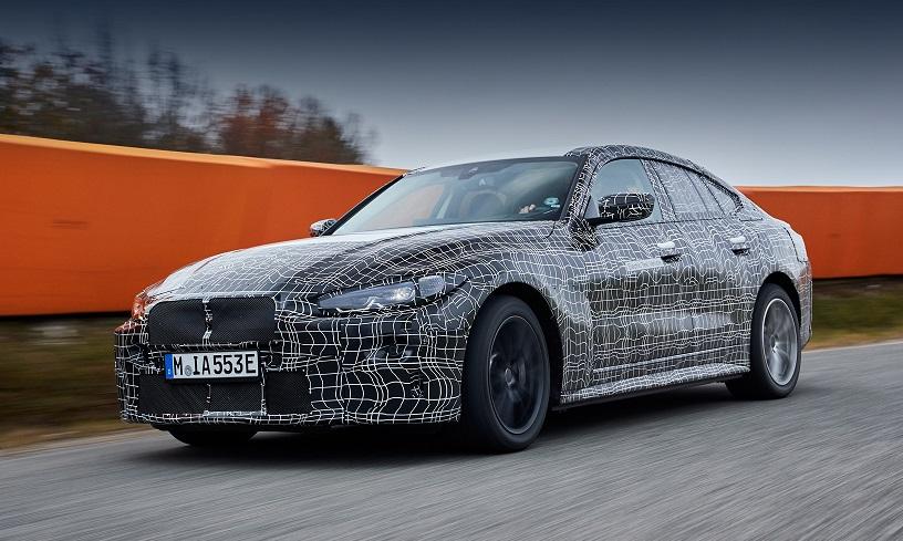 BMW i4: що відомо про новий електромобіль?