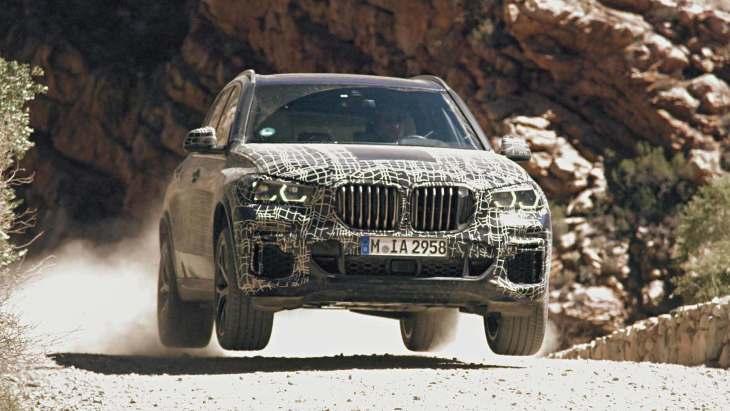 Новий BMW X5 дебютував на офіційних фото і відео