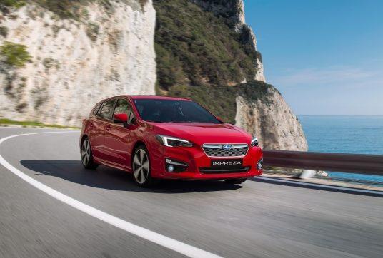 Subaru Impreza 2018: остання інформація про новинку