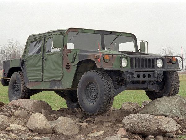 Hummer - повернення легенди