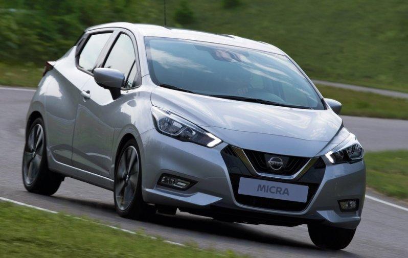 Nissan Micra 2017: офіційний дебют