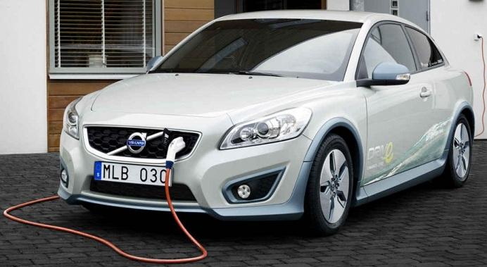 Volvo переходить на гібриди і електромобілі