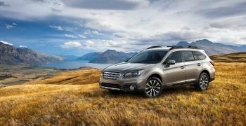 Subaru Outback 2015 - відома ціна на новий універсал