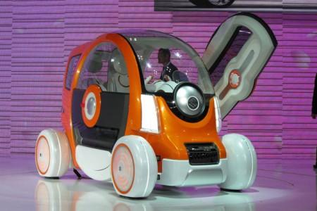Q-концепт від Suzuki