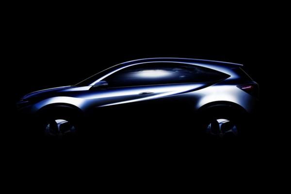 Honda покаже в Детройті кросовер на базі Civic