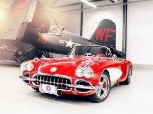 Родстер Chevrolet Corvette зразка 1959 року відродили в тюнинг-ательє Pogea Racing