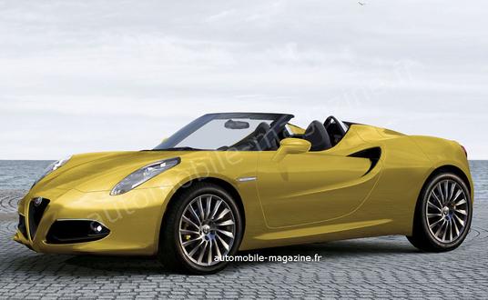 Alfa Romeo готує дві новинки