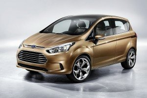 Ford — B-Max Concept
