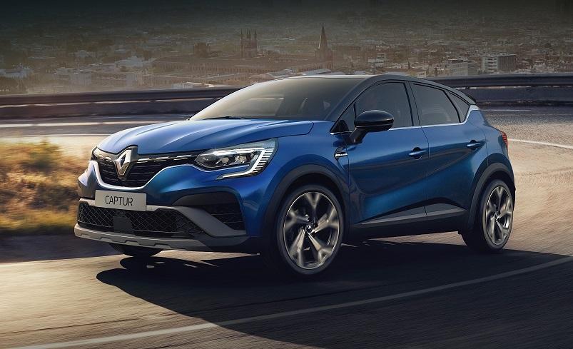 Renault Captur оновився у 2021 році