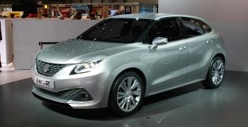 Хетчбек від Suzuki: фото автоновинки