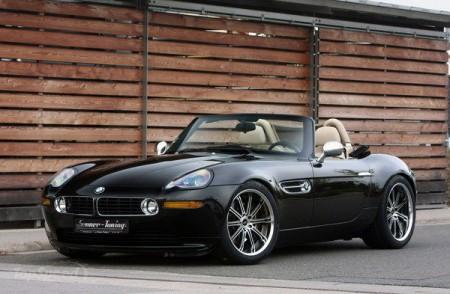 Запальний BMW Z8 від Senner Tuning