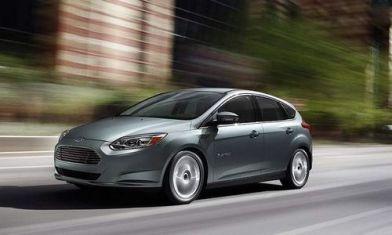 Ford оголосив про запуск у виробництво Focus Electric