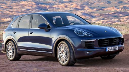 Новий Porsche Cayenne - інформація від виробника