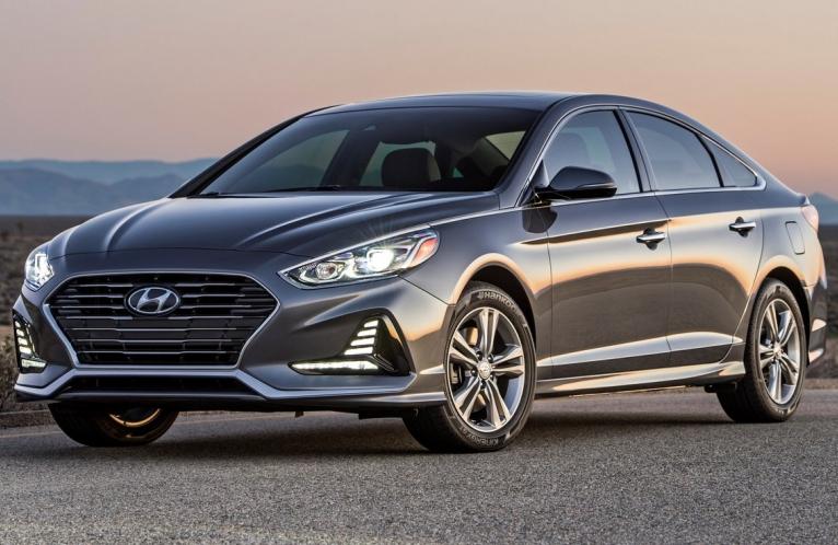 Hyundai Sonata 2018: офіційна презентація нового седана