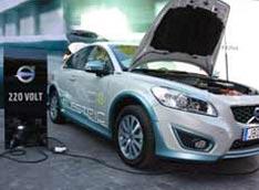 Volvo працює над інтелектуальною зарядкою електромобілів