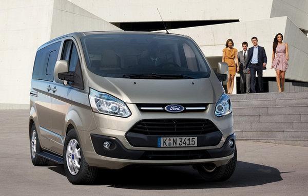 Концептуальний Ford Tourneo став серійним