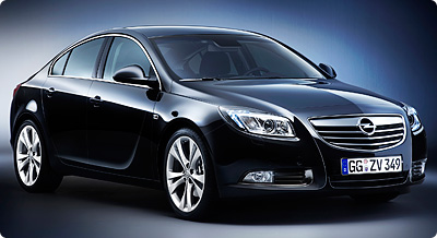 Opel Insignia переходить на скраплений газ