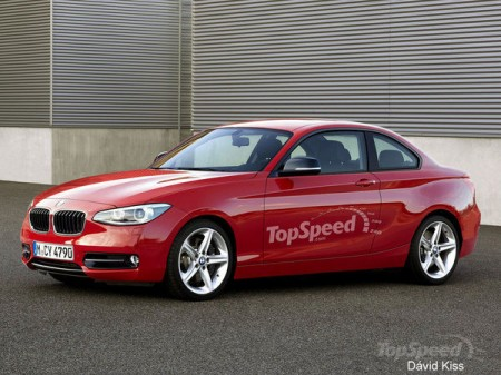 BMW 2-Series Coupe 2013